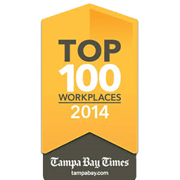 TBT Top Work Places 2014