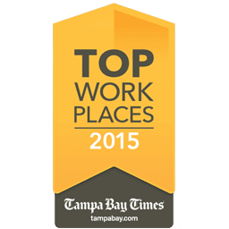 TBT Top Work Places 2015