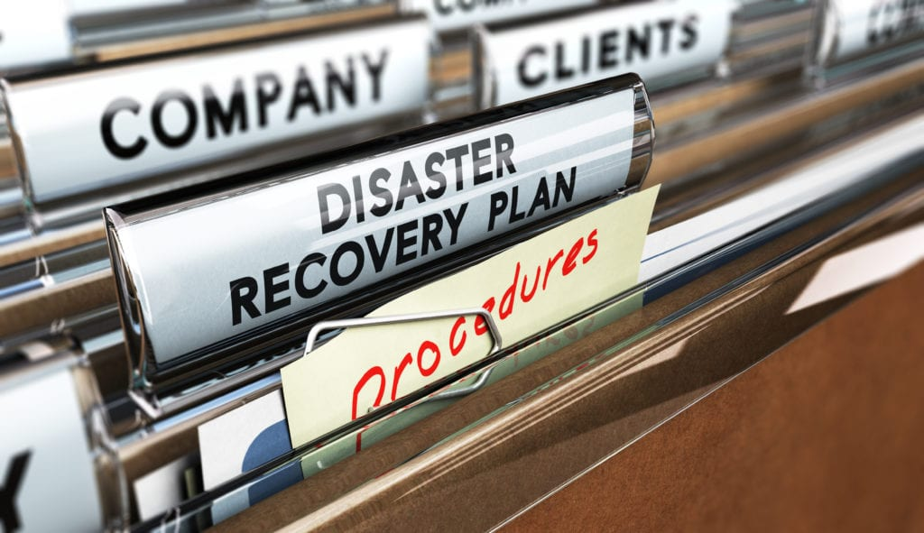 IT Business Continuity - Disaster Recovery