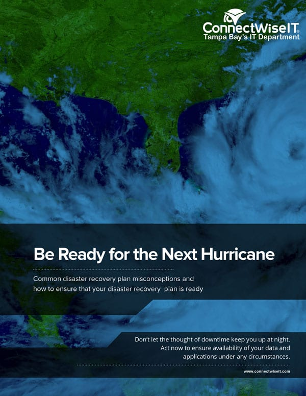 eBook – Be Ready for the Next Hurricane